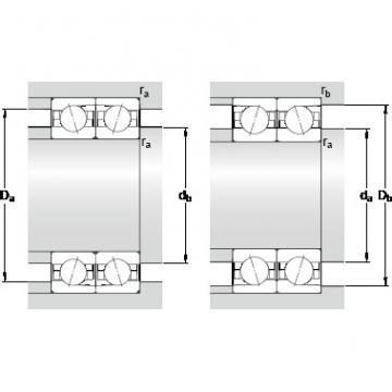 SKF 7009 CDTP/P4B High precision angular contact ball bearings