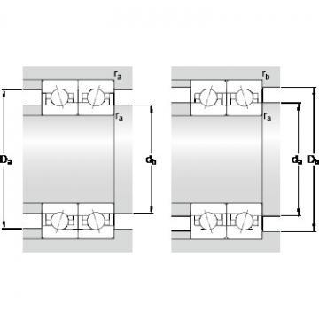 SKF 7008 CE/P4BVG275 super-precision Angular contact ball bearings