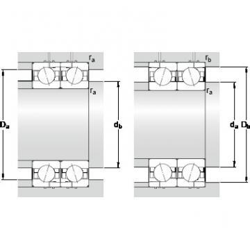SKF 7001 ACD/HCP4AH Super Precision Angular Contact bearings