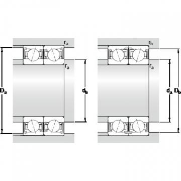 SKF S71911 CDTP/HCP4B High precision angular contact ball bearings
