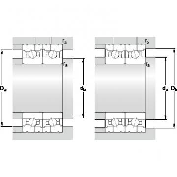 SKF 7020 CB/HCP4AL super-precision Angular contact ball bearings