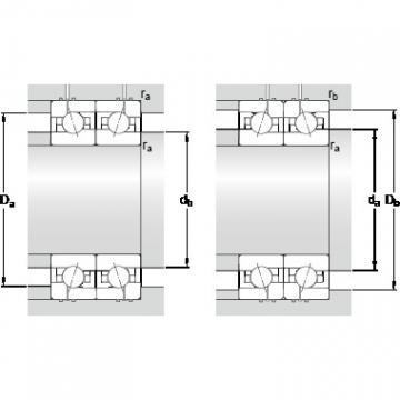 SKF 7019 ACE/P4AH1 Super Precision Angular Contact bearings