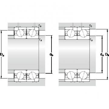 SKF 7015 CD/HCP4AH1 super-precision Angular contact ball bearings