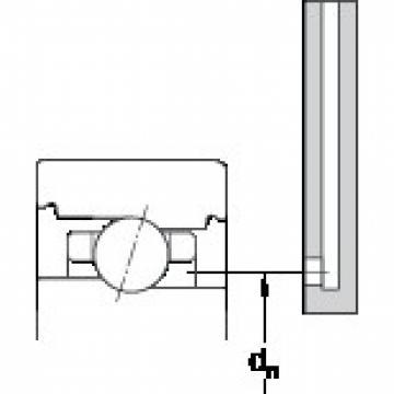 SKF 71906 CB/P4A Angular Contact Ball Bearings