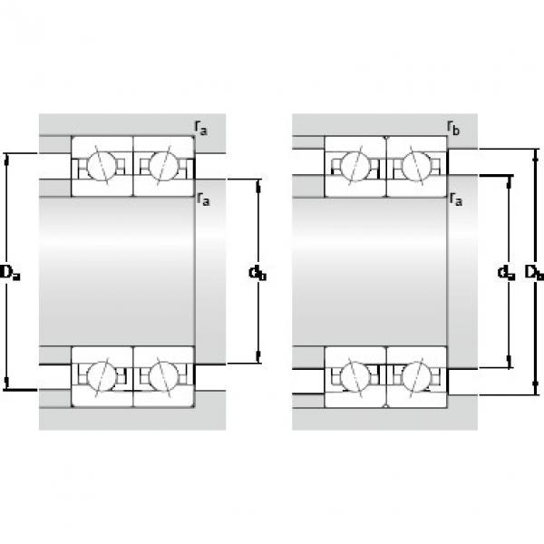 SKF 7014 ACE/HCP4BVG275 Precision Ball Bearings #2 image