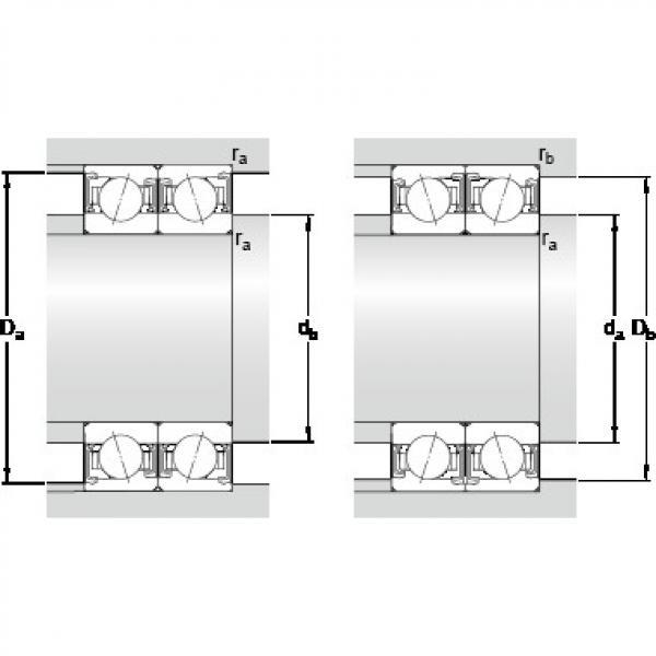 SKF S71906 CDTP/HCP4B Precision Ball Bearings #2 image