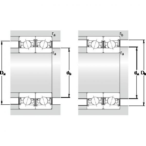 SKF S7007 CE/P4BVG275 High precision angular contact ball bearings #2 image