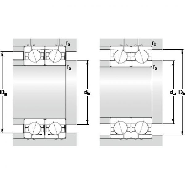 SKF 7015 CD/HCP4AH1 super-precision Angular contact ball bearings #2 image